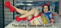 Photo from  GODDESS AMY WYNTERS