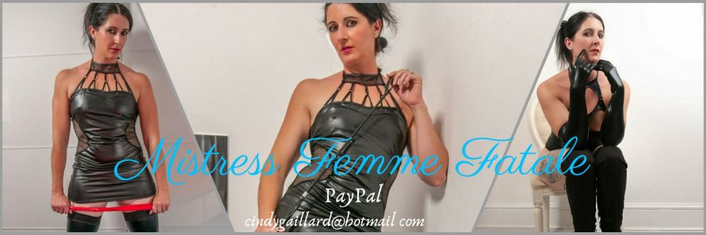 Photo from  MISTRESS FEMME FATALE