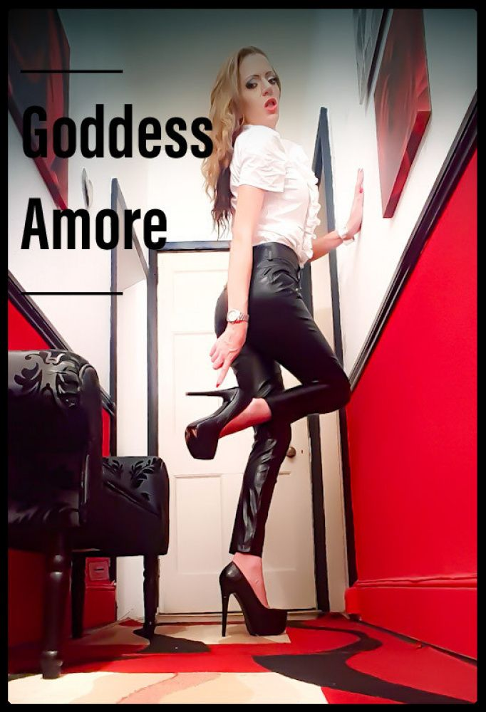 Photo from  GODDESS AMORE