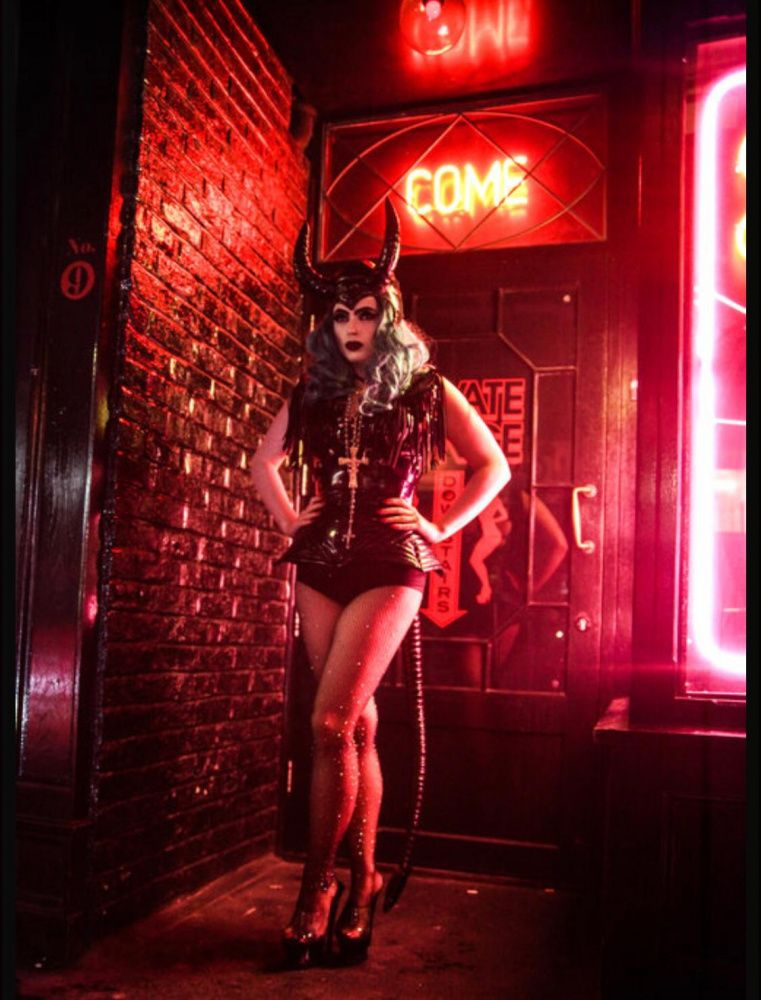 Photo from  EMPRESS POISON