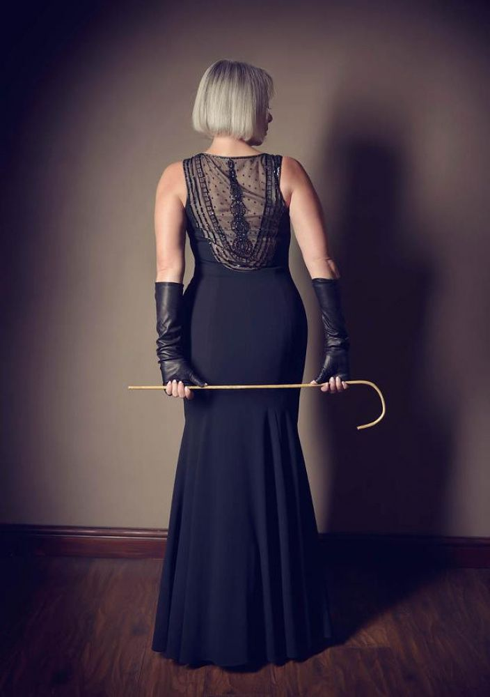 Photo from  BLONDE GERMAN DOMINA